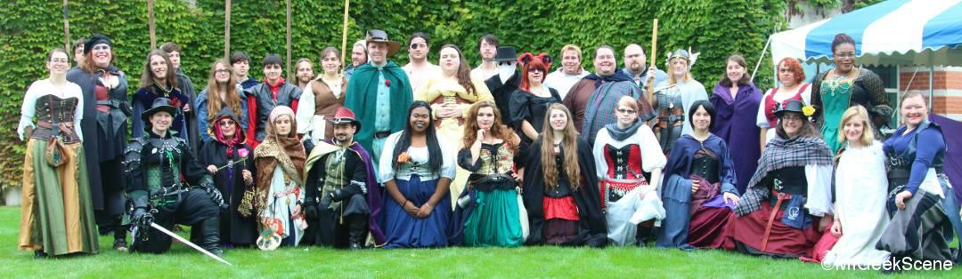 GVRen Cast Photo - 2015